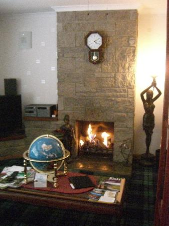 Tayburn House: Residents Lounge