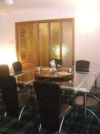 Tayburn House: Residents Dining area