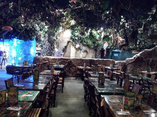 Πάρκο Ντίσνεϊλαντ: Disneyland Paris Restaurant