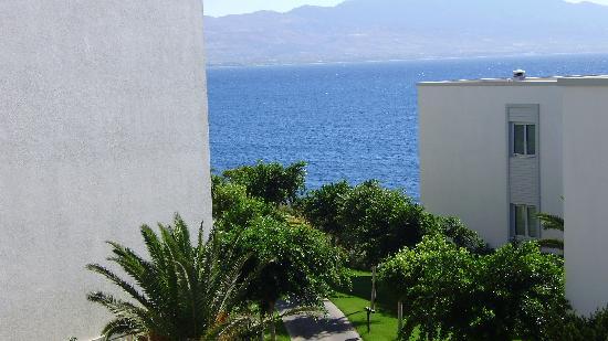 Xanadu Island: view from room 1119