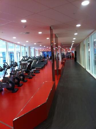 Hotel DGI-Huset Herning: Gym