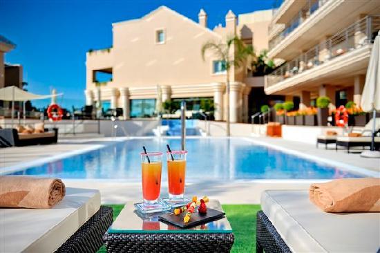 Vincci Selección Aleysa Hotel Boutique & Spa: Pool