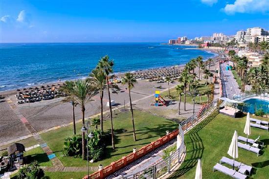 Vincci Selección Aleysa Hotel Boutique & Spa: Beach
