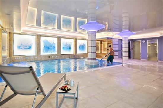 Vincci Selección Aleysa Hotel Boutique & Spa: Spa