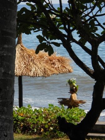 Spa Village Resort Tembok Bali: Beach