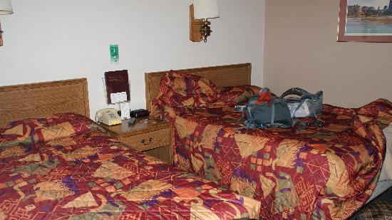 Bowen Motel: Zimmer