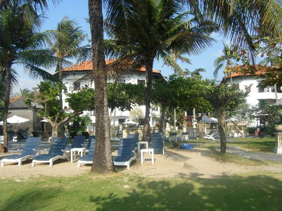 Club Bali Mirage: resort