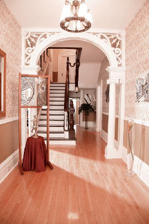 Auberge Artistique : Hall d 'entrée