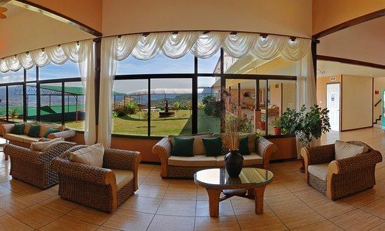 Hotel Linda Vista: Our lobby