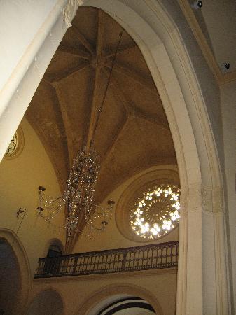 Chiesa di San Sepolcro : soffitto a volta