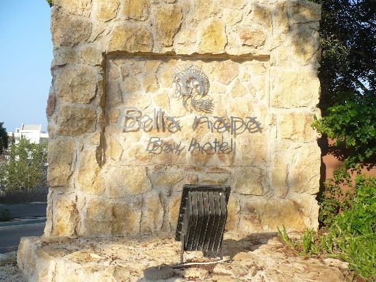Bella Napa Bay Hotel: logo