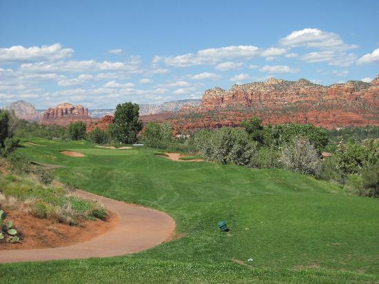 Sedona Golf Resort: great views