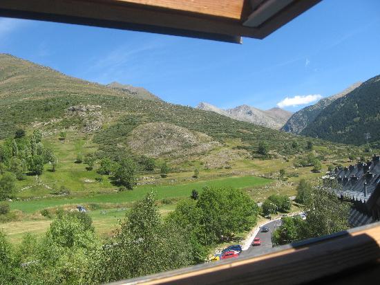 Apartamentos la Solana: vistas desde la ventana