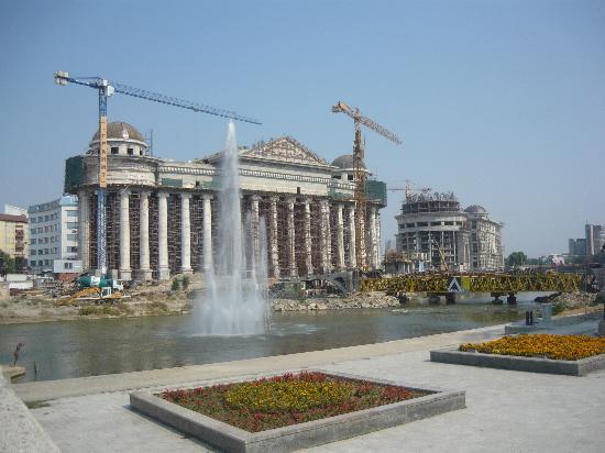 Σκόπια, Πρώην Γιουγκοσλαβική Δημοκρατία της Μακεδονίας: skopje