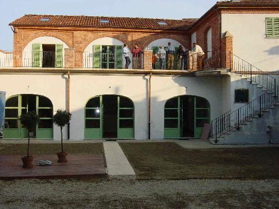 PinBologna Residence: Ansicht der Appartments