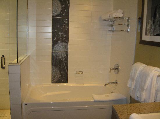 The Sutton Place Hotel Revelstoke Mountain Resort: baignoire