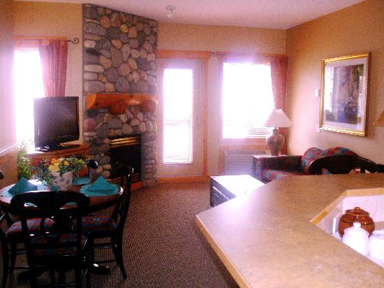 Lizard Creek Lodge: condo-studio 1Bdrm