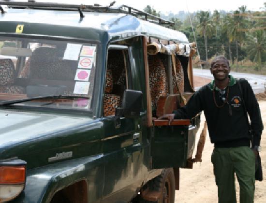 Lemodja Safaris & Tours: Safari mit Musa