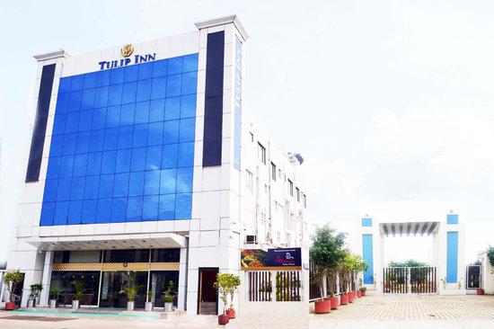 Durg, India: Hotel Main