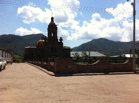 Cerocahui, المكسيك: la mision de cerocahui