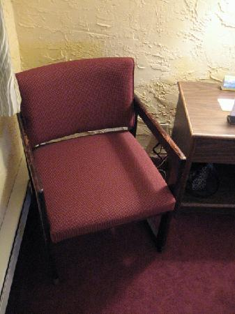 Motel 6 Appleton : Chair