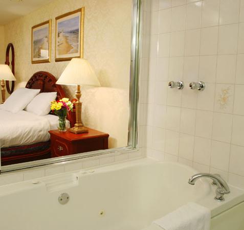 The Anchor Inn : Deluxe Bathroom