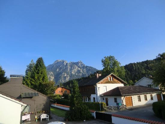 Landhotel Guglhupf: view of mountains
