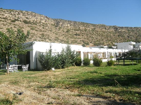 Matala Valley Village Hotel : Located in a valley