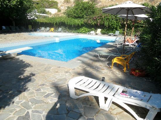 Matala Valley Village Hotel : clean pool