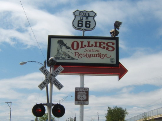Ollies Station Restaurant: Red Fork historic Route 66