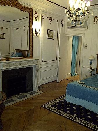 Hotel de Latour Maubourg: Room #2