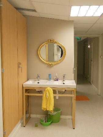Crafoord Place: Lavelli sul corridoio