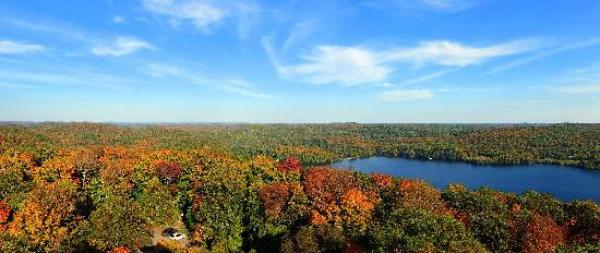 Dorset Scenic Lookout Tower: Best view in Muskoka !!!