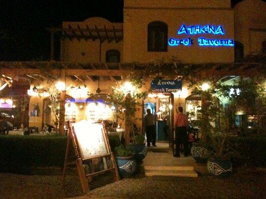 Athena Greek Taverna : Athena restaurant