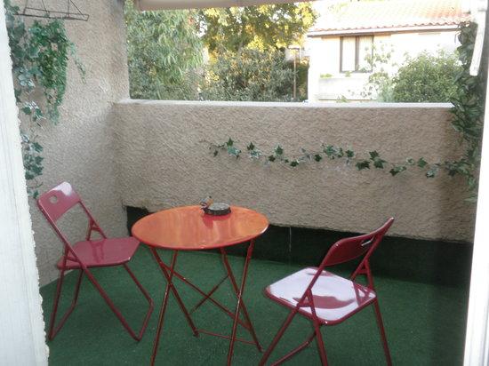 InToulouse : Balcony