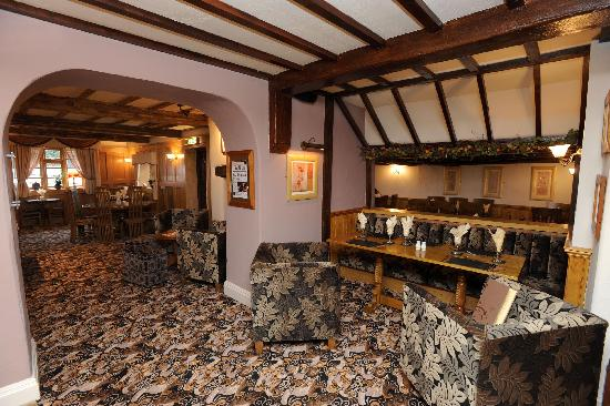 Bridgnorth, UK: Comfortable Dining