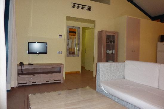 Cambrils Park Resort: intérieur villa bonita