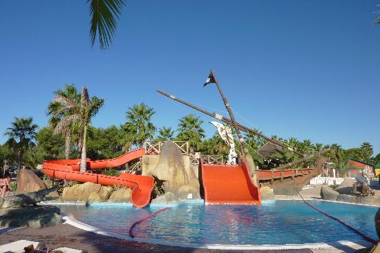Cambrils Park Resort: piscine