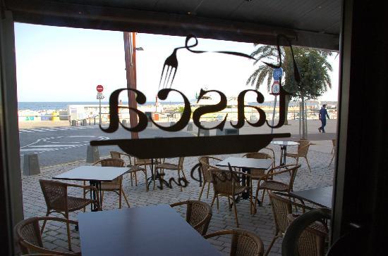 Cala Bona, สเปน: terrace
