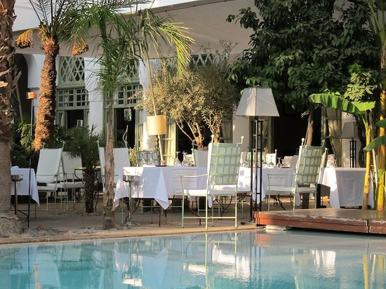 Les jardins de la medina marrakech restaurant reviews for Jardin marrakech