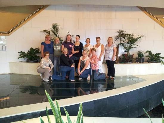 Champneys Springs Health Resort: Hen Party at Springs, Leicestershire