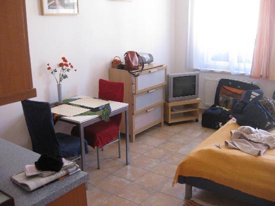 อพาร์ทโฮเต็ล ซิตี้ 5: Our room