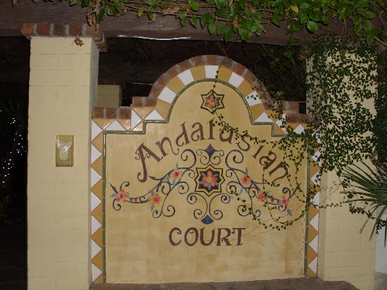 The Andalusian Court: Andalusian Court