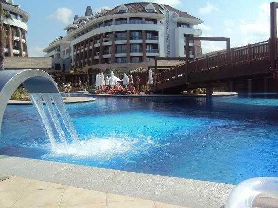 Sherwood Dreams Resort: nice pool
