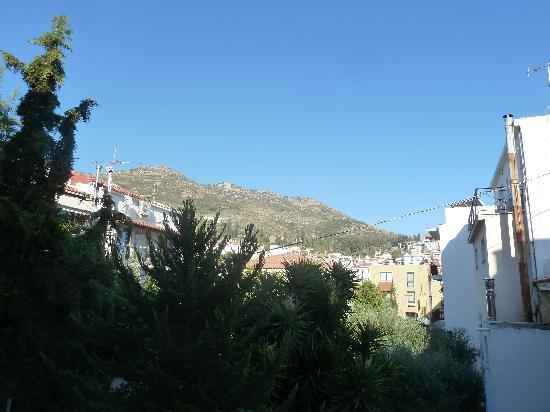 Samos City Hotel: View from my room