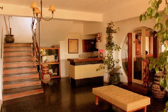 Hotel Bahía: Hall / Recepción