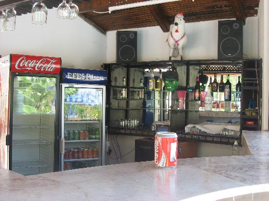 Ozcem Apart Hotel: Bar - poorly stocked