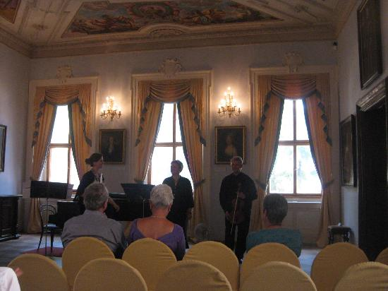 Palais de Lobkowicz : Concert