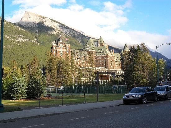 Fairmont Banff Springs: Hotel