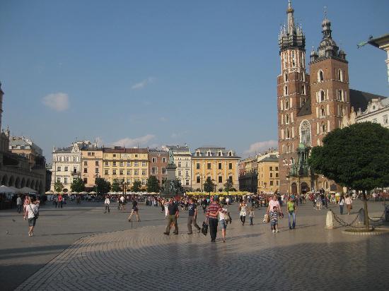 Cracowdays Apartments: Krakow Town Square